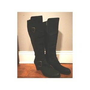 Paul Green Suede Boots